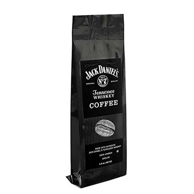 Jack Daniels Tennessee Whiskey Ground Coffee